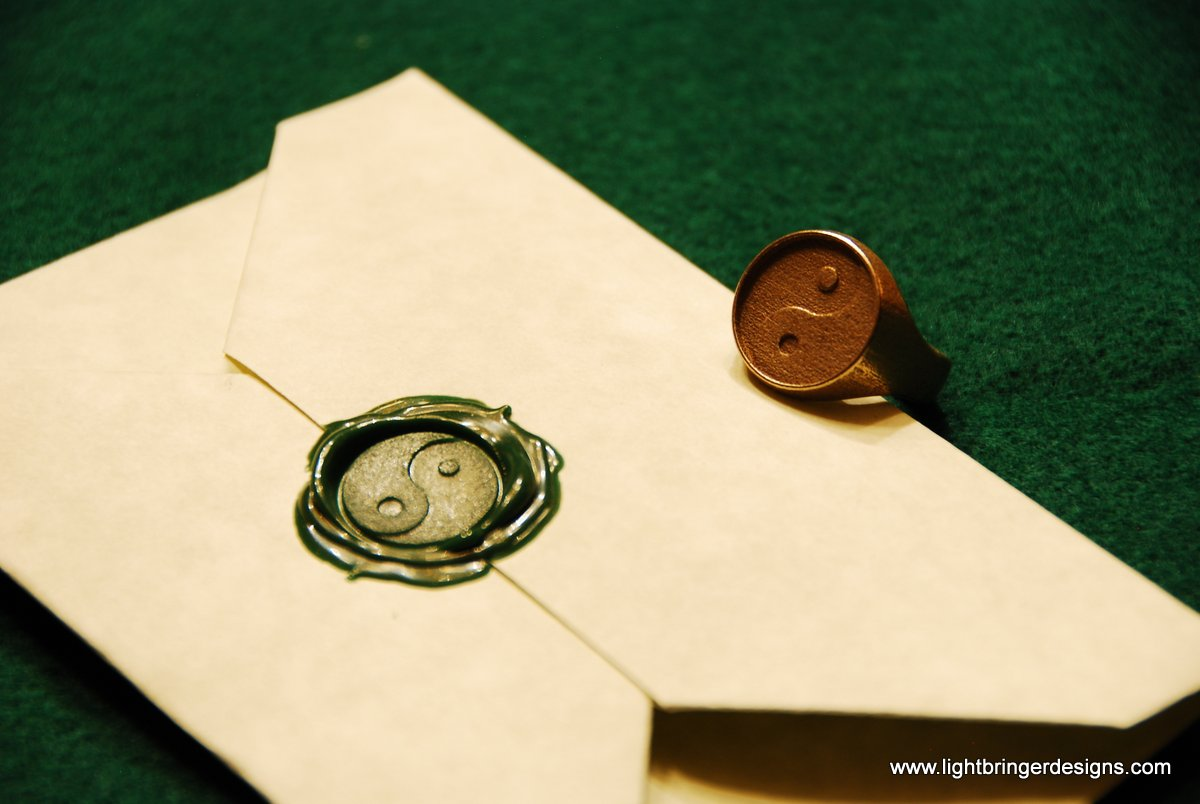 How To Make A Wax Seal Ring