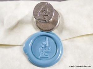 Microscope Wax Seal